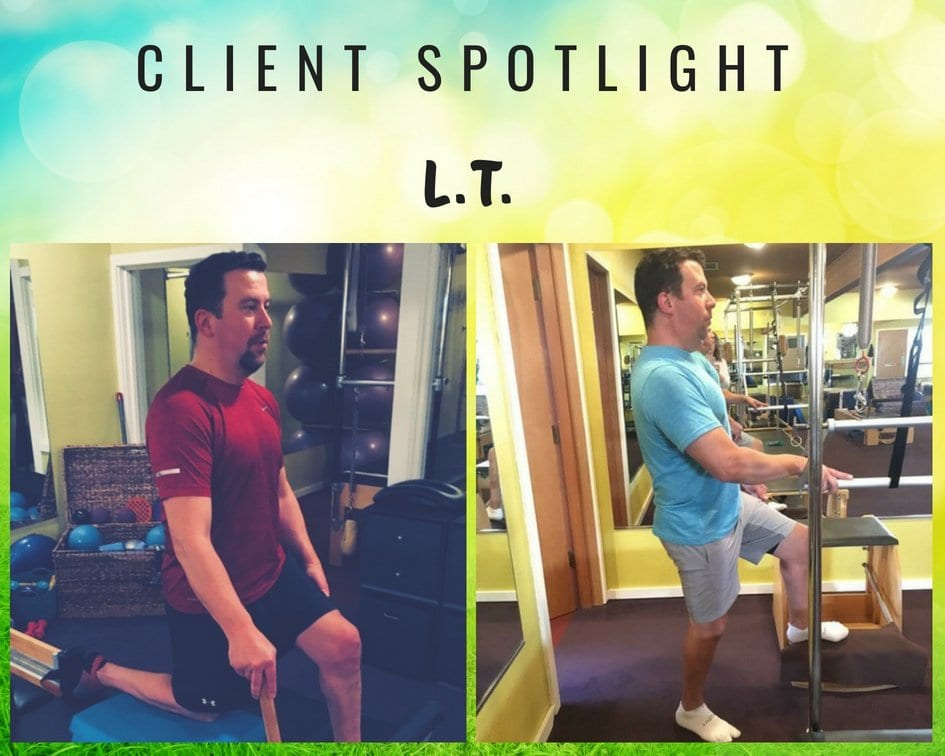 Pilates Northwest Client Spotlight: L.T.